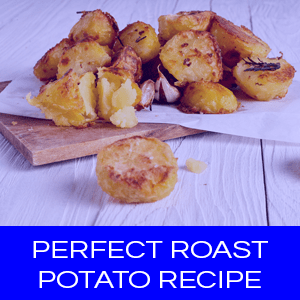 how to cook perfect roast potatoes with goose fat