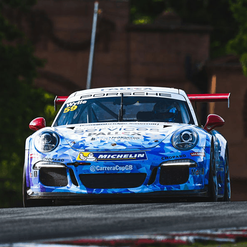 Discover the 991 GT3