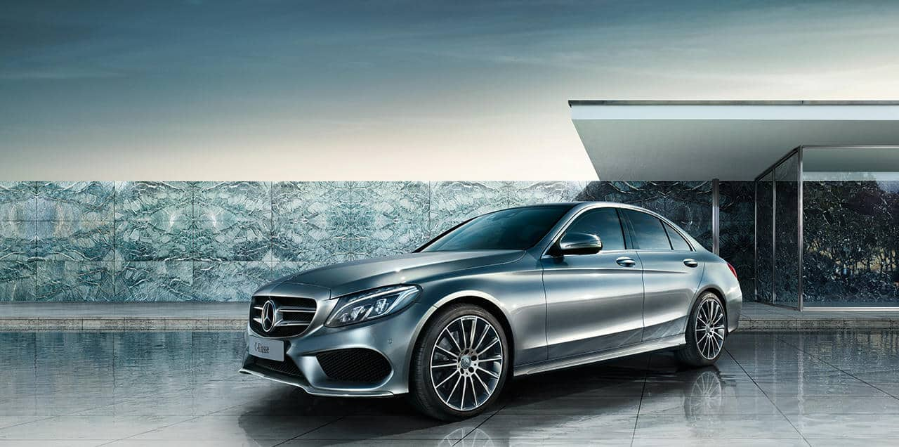 Mercedes benz c class is crowned fleet car of the year for Mercedes benz fleet