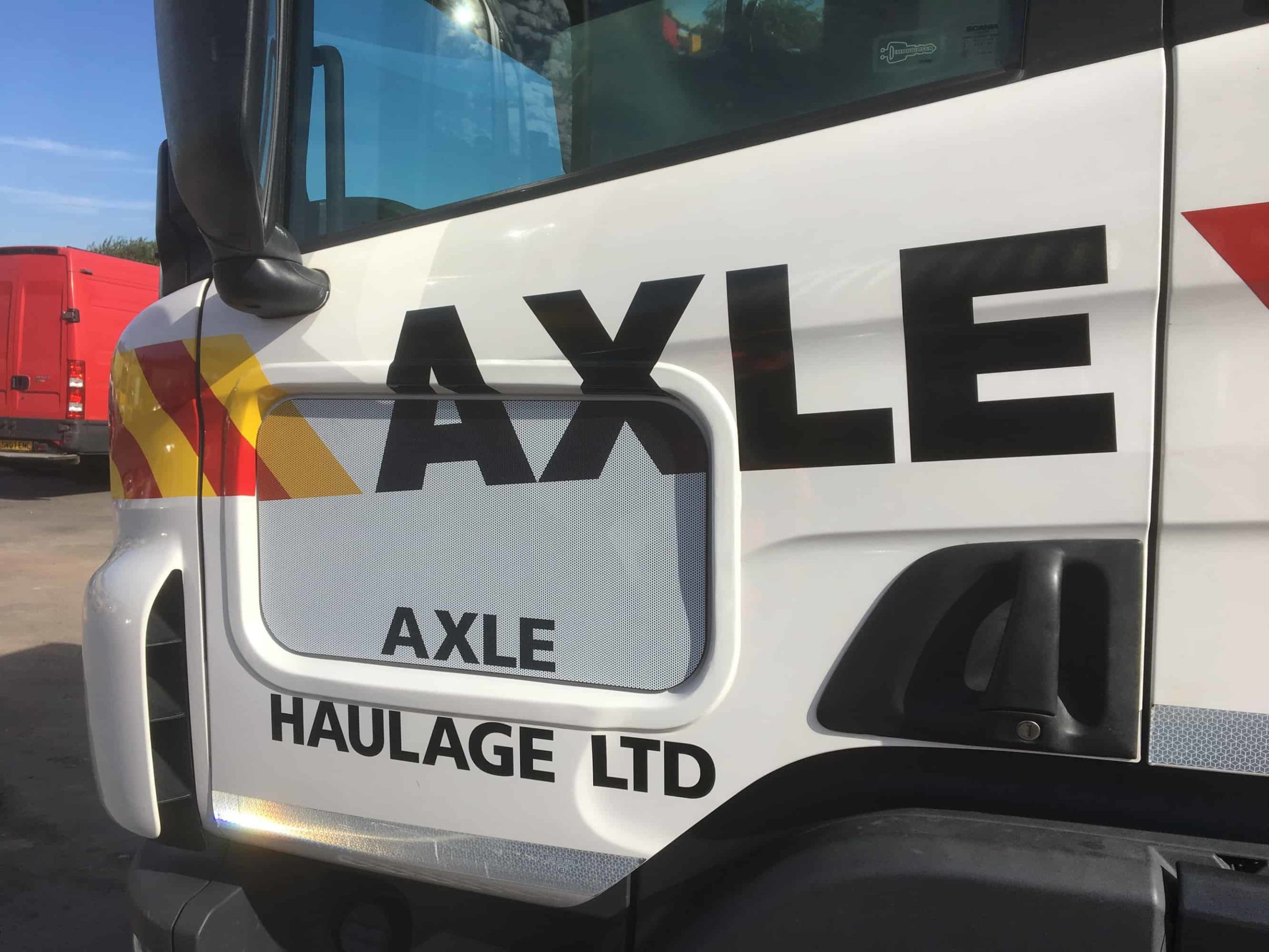 Axle Haulage2