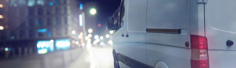 Vans danger of heavy loads