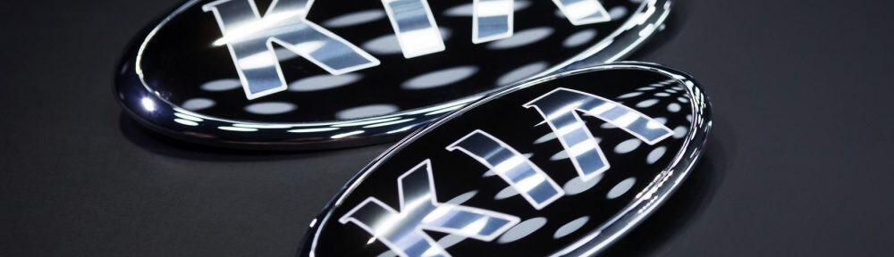 Kia sales in Europe