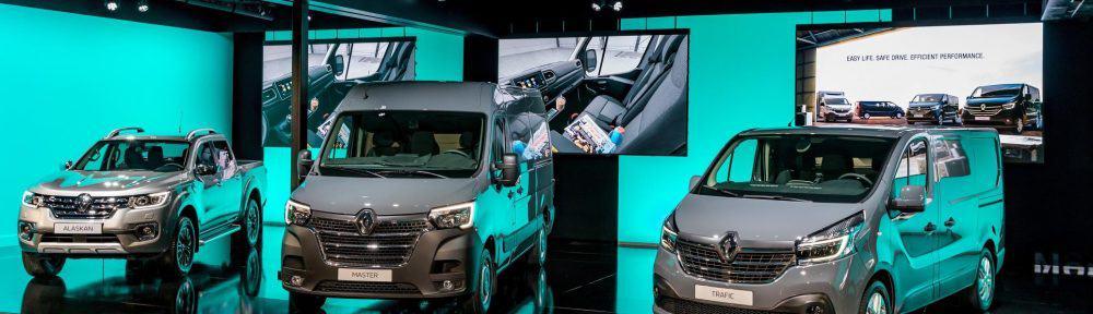 Renault LCV range