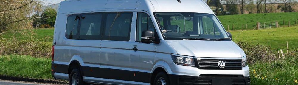VCV Crafter minibus