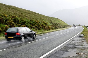 IAM offers wet weather driving tips