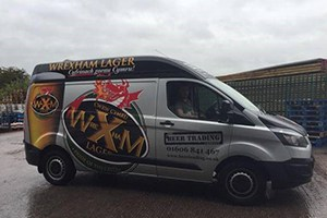 Beer Trading Company Van