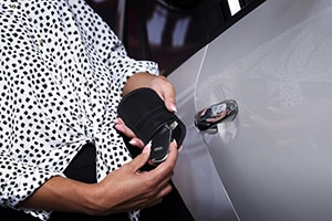 Kia launches new keyless safety system