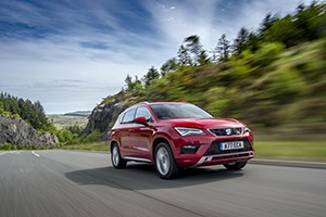 SEAT secures best ever half-year for UK sales