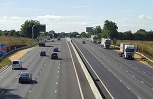 M6 extra lanes
