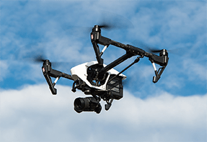 Drones-'keeping the nation's smart motorways moving'