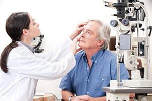 Driver eye tests