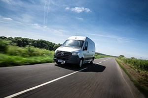 Sprinter UK Van of the Year