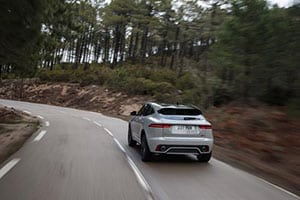 Jaguar Drive Condition Monitor