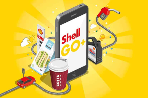Shell Go+ with Shell Fuel Cards