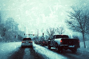 how to stay safe on the road when winter takes hold