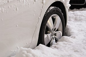 Top tips for tyres in winter