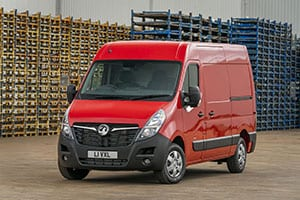 Triple win for Vauxhall at What Van Awards