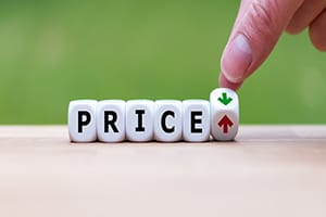 Good prices and choice of locations - John Grose