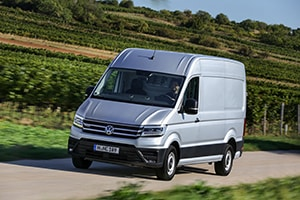 VCV deliveries fall in 019 but Crafter proves more popular than ever