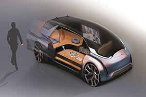 Auto Trader predicts the car of the future