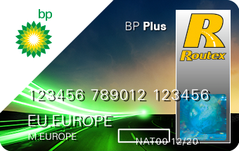BP One fuel card