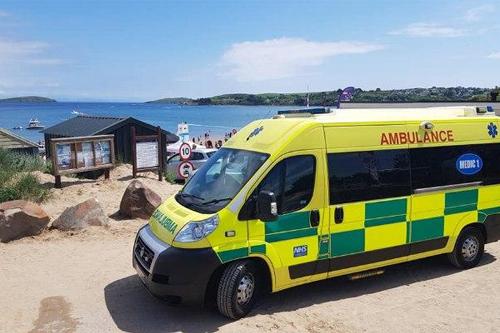 Ambulance customer service