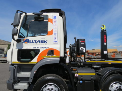 Allstar vehicle for Fuel Card Services