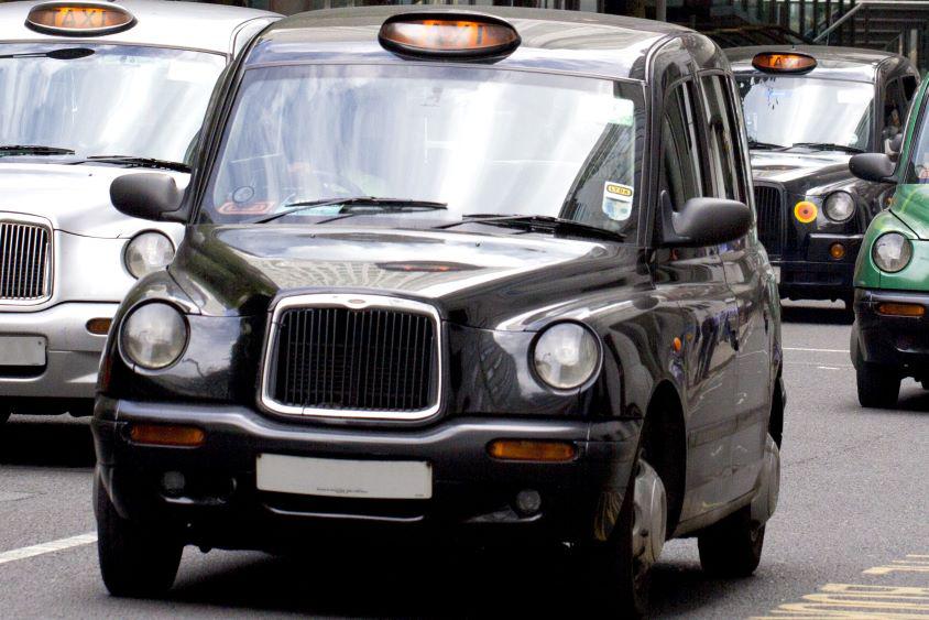 Commercial taxi fleet