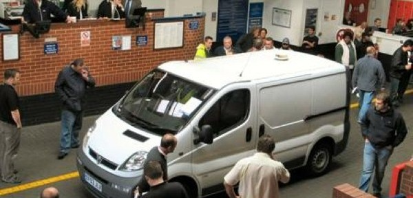 Solid February performance in UK LCV sector